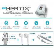 Novo Hertix Smart KLD - Aparelho de Radiofrequencia Criogenica com Rack - Basico 1