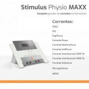 Stimulus Physio Maxx aparelho de Correntes Excitomotoras HTM