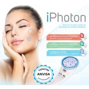 Aparelho Portatil de Fototerapia com ANVISA iPHOTON