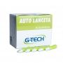 Auto lanceta G-Tech 28G cx com 100 unidades