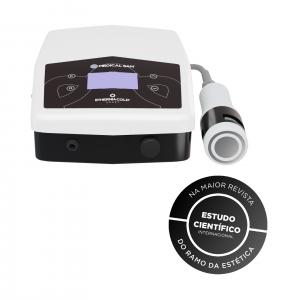 Ethernia Cold Smart Aparelho Portatil de Criofrequencia, Radiofrequencia e Tecarterapia Medical San