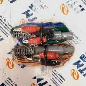 Kit Eletrolipolise Eletroestimulador 4 canais HTM Cod. 6745