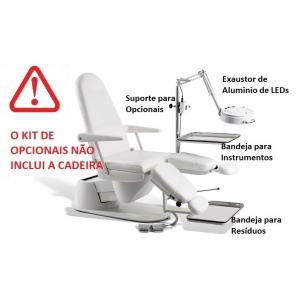 Kit Opcionais Cadeiras Master Ferrante