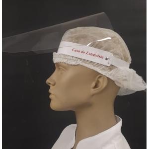 Mascara de Protecao Facial Transparente Face Shield