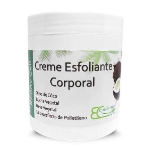 Renov Cell Creme Esfoliante Corporal de coco 500g Epidermis