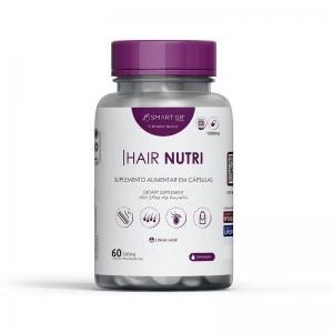 Smart Nutri Hair Suplemento Alimentar com 60 capsulas