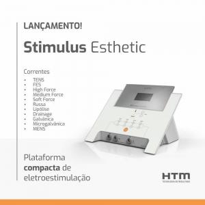 Stimulus Esthetic Aparelho de Correntes 4 Canais HTM