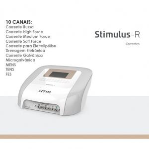Stimulus-R Aparelho de Multicorrentes 10 canais HTM