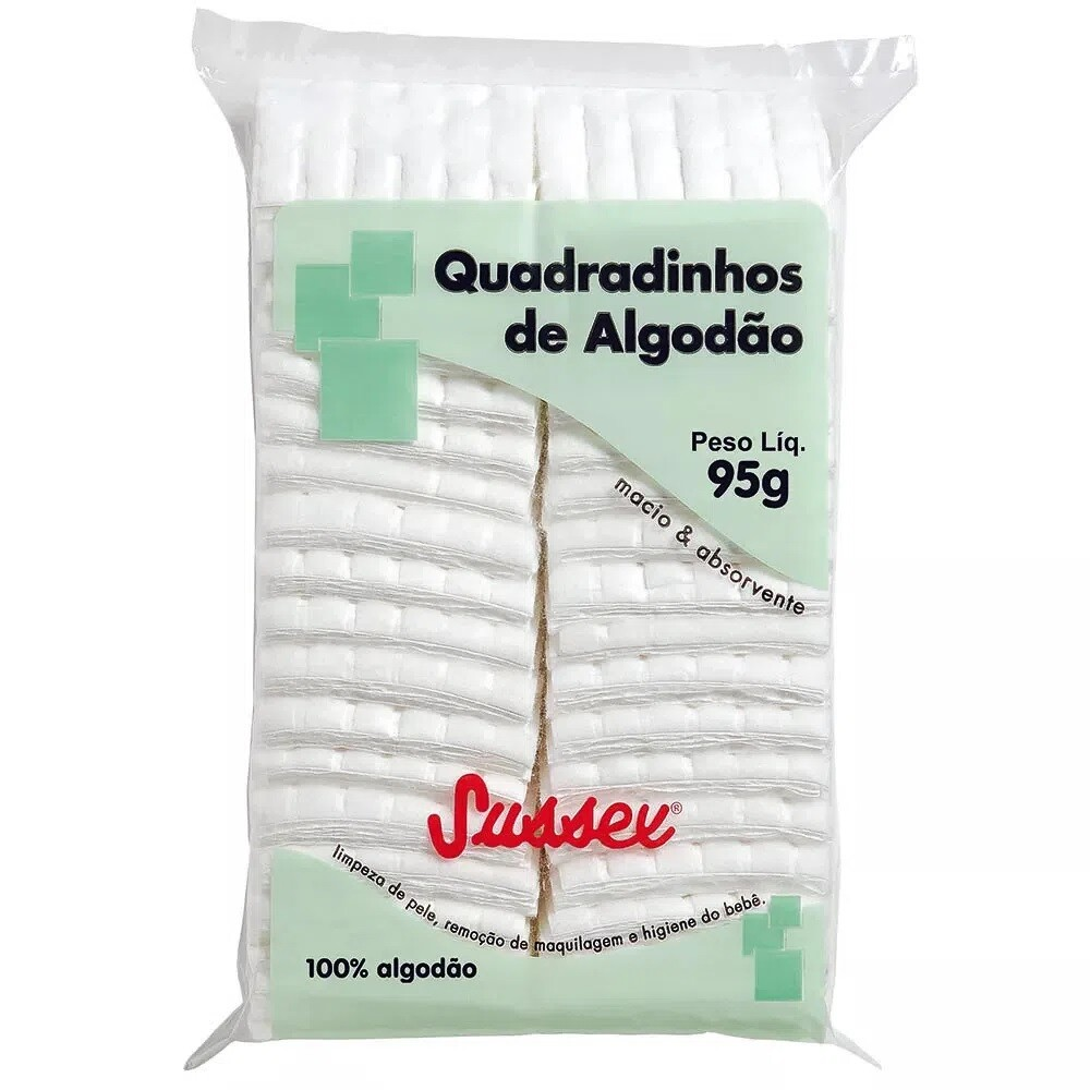 Algodao Quadrado Sussex 95g