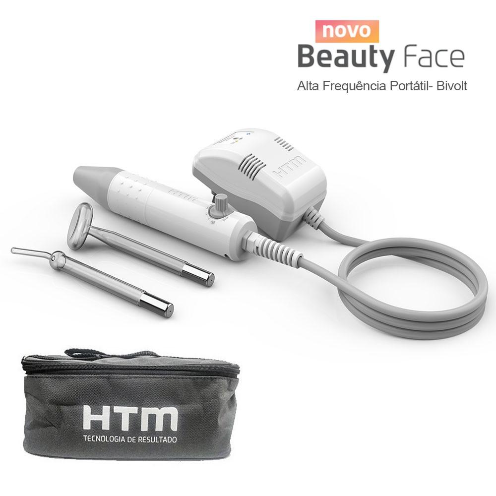 Alta Frequencia Portatil Beauty Face HTM