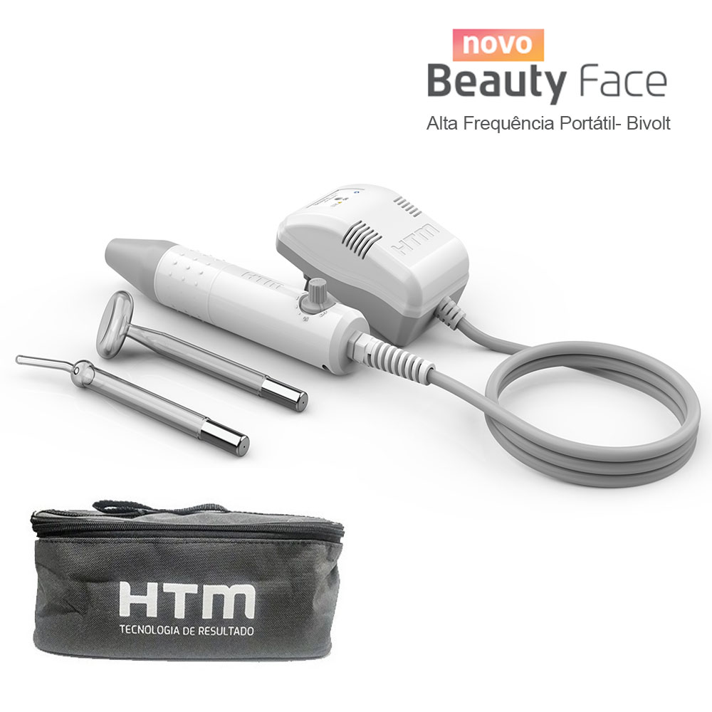 Alta Frequencia Portatil Beauty Face HTM