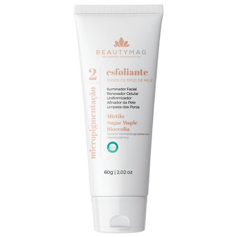 Beautymag Esfoliante 60g