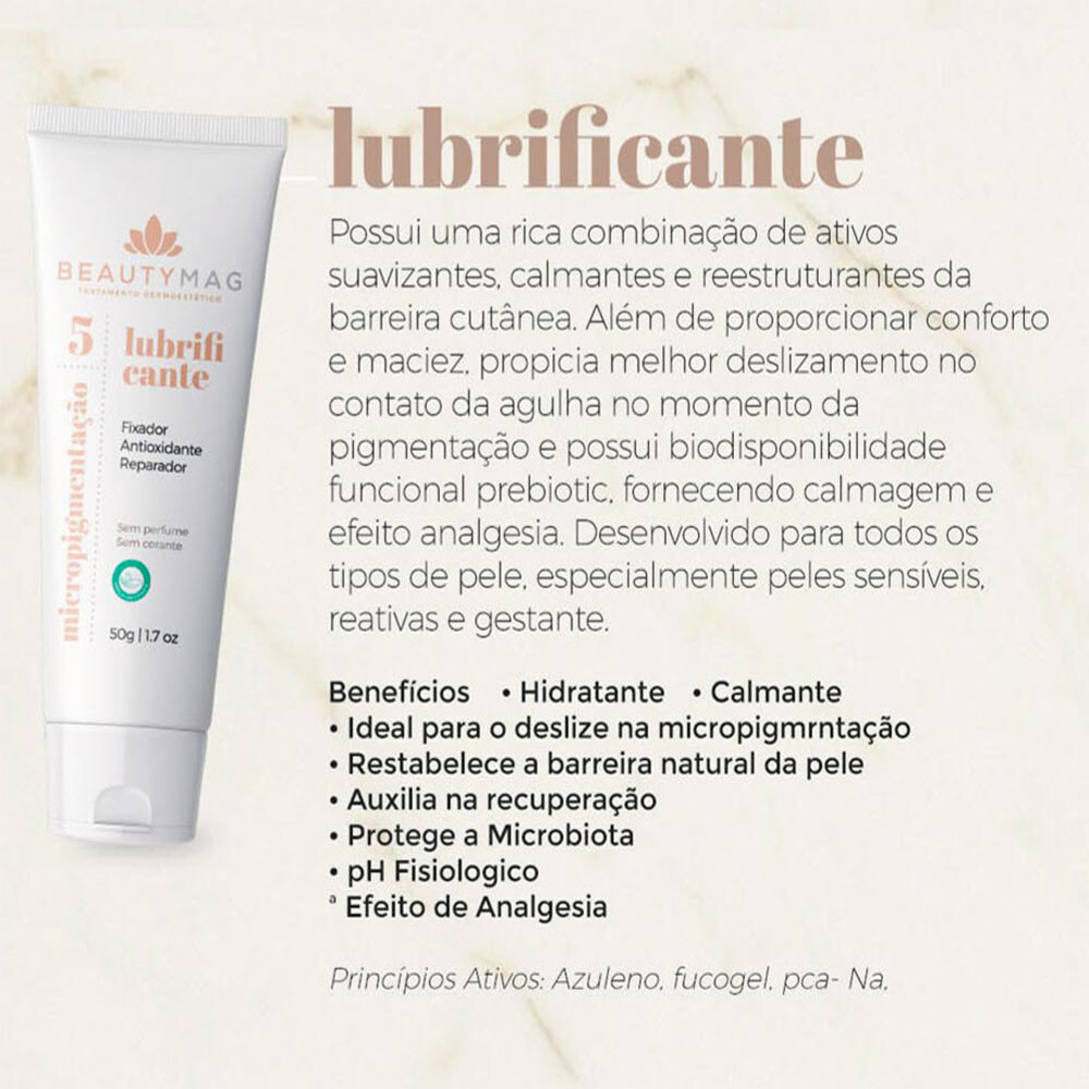 Beautymag Lubrificante 50g