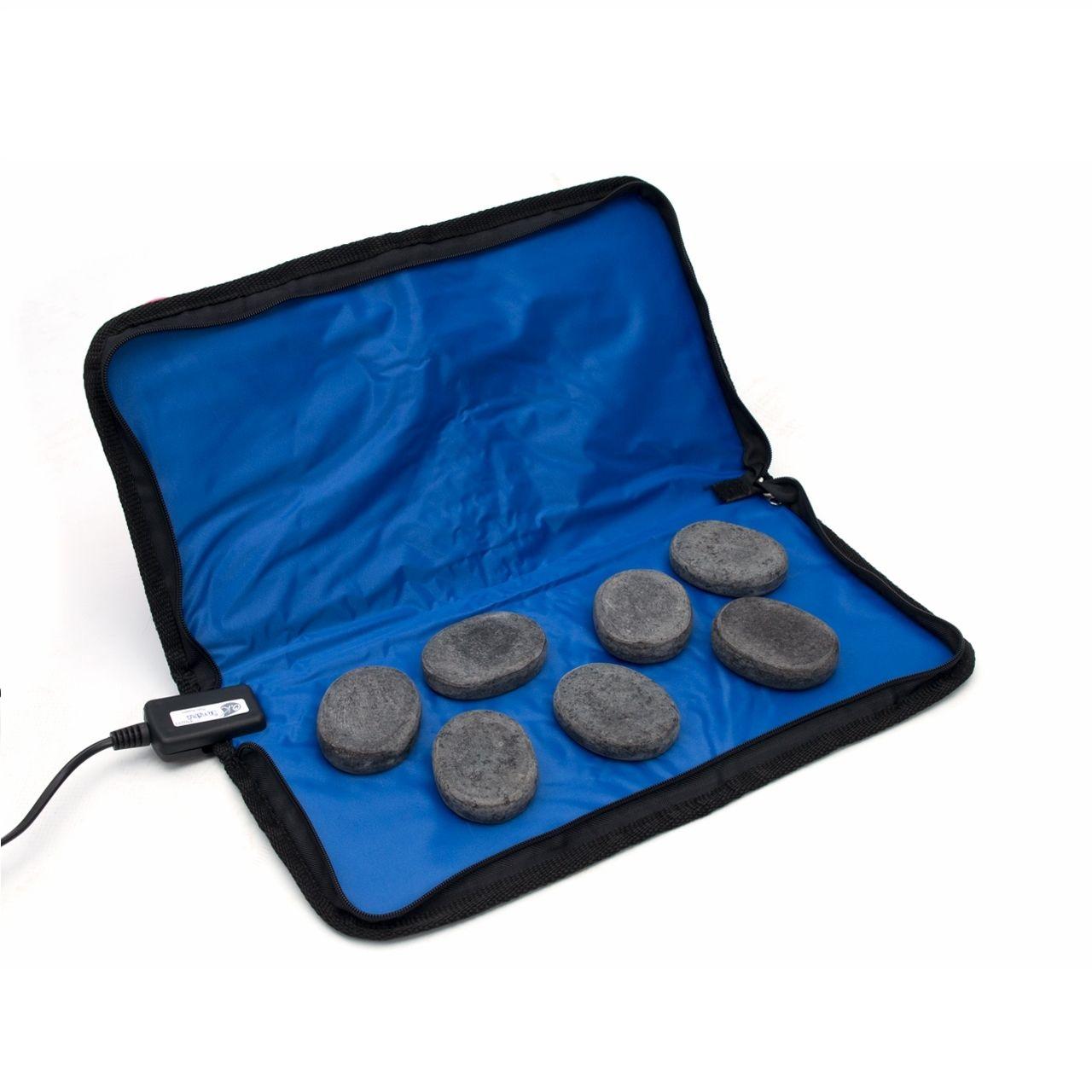 Bolsa Termica para Pedras Azul