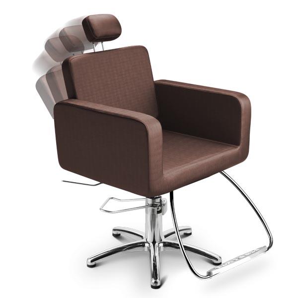 Cadeira de Corte Reclinavel Ferrante Nice Cod. 1162