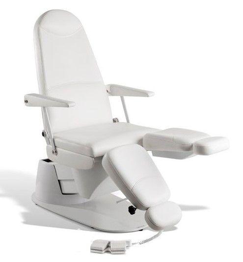 Cadeira de Podologia Ferrante Master Cod. 13945 M1 Altura Eletrica