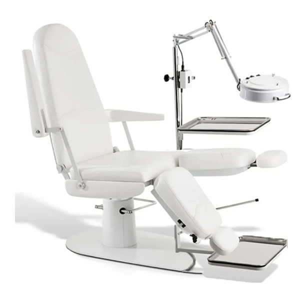 Cadeira de Podologia Ferrante Master Cod. 13945 M Mecanica Completa com Opcionais