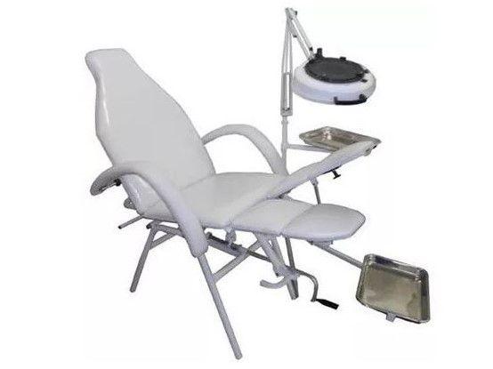 Cadeira de Podologia PDM-1560 Mecanica Completa com Opcionais