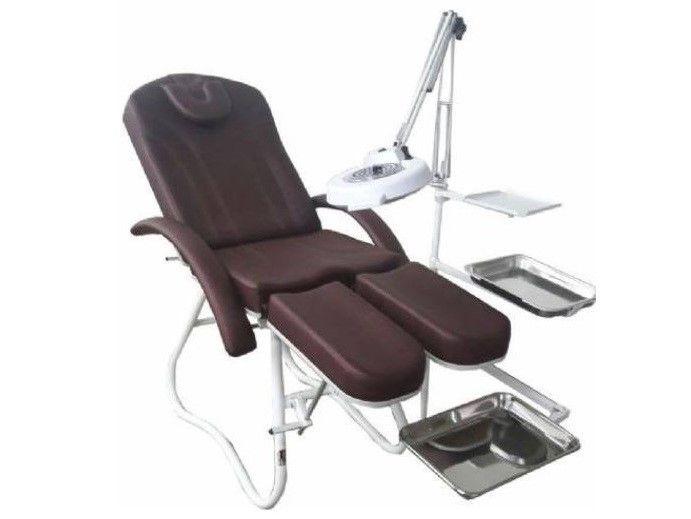 Cadeira de Podologia PDMKR-1810 Mecânica Completa com Opcionais