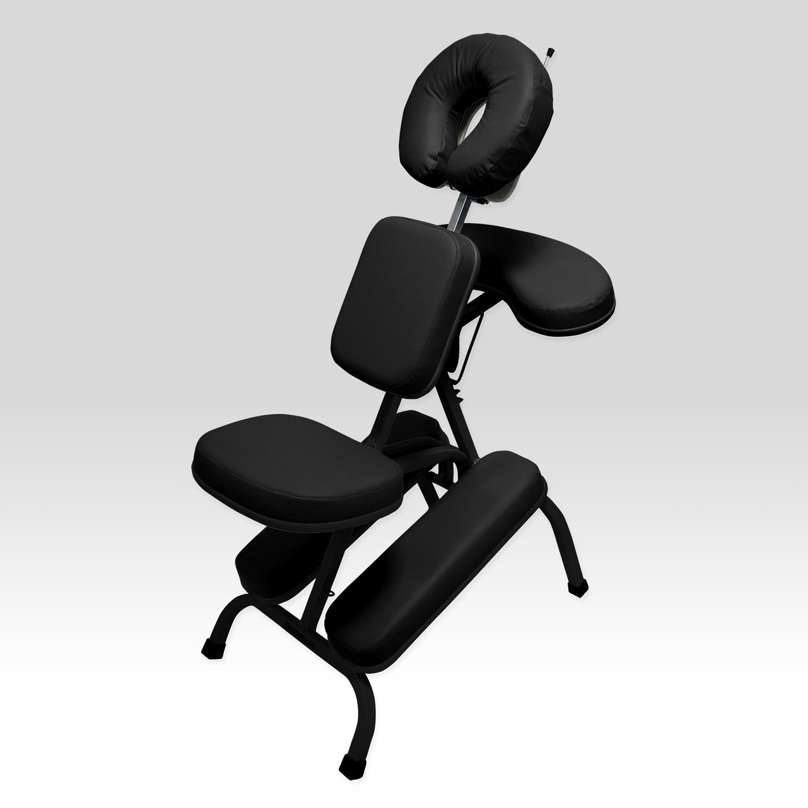 Cadeira para Quick Massage Dobravel e Portatil em Aco