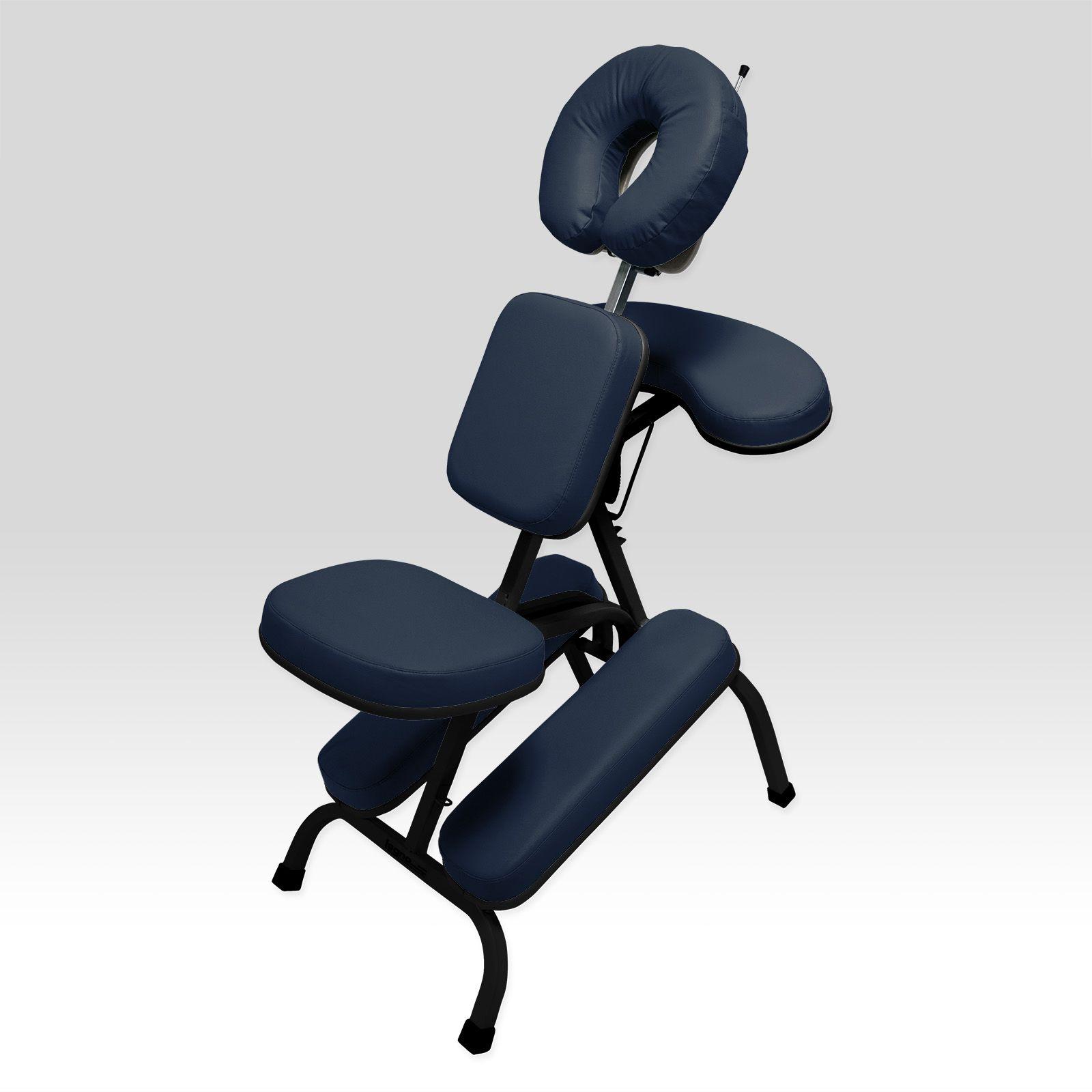 Cadeira para Quick Massage Dobravel e Portatil em Aco Legno