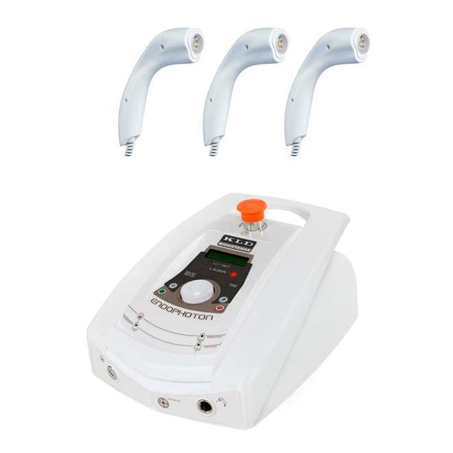 Endophoton Esthetic Plus - Laser e LED - Fototerapia e Laserterapia