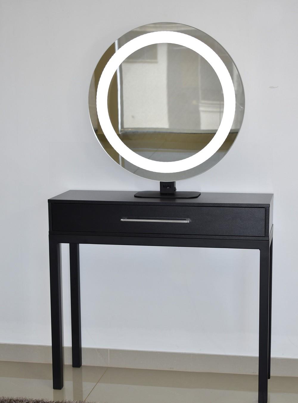 Kit Aparador Versatil com Espelho Glow
