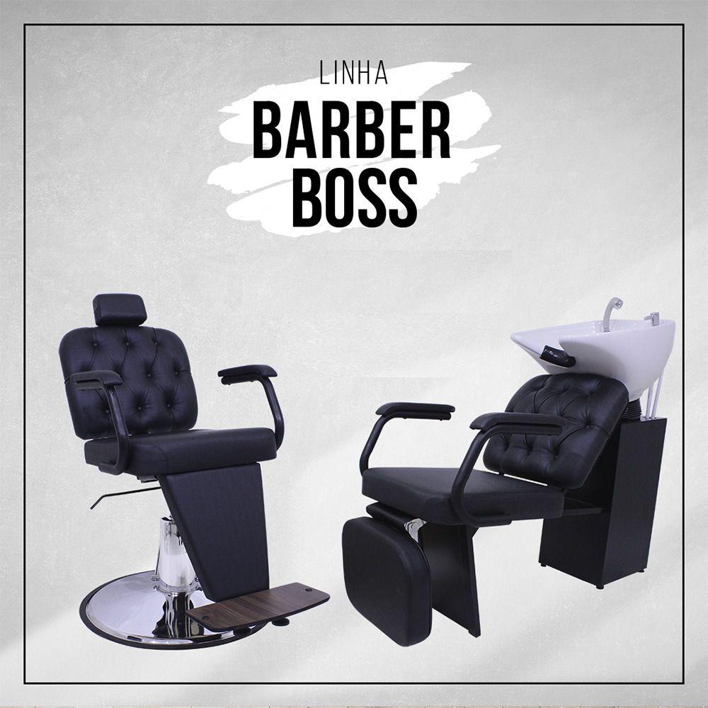Kit Barbeiro Barber Boss