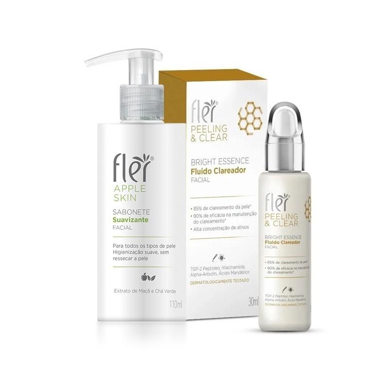Kit Clareador - Fler Dermocosméticos