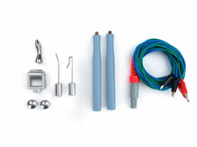 Kit Facial com 5 Ponteiras Eletroestimulacao novo Plug HTM Cod. 6711