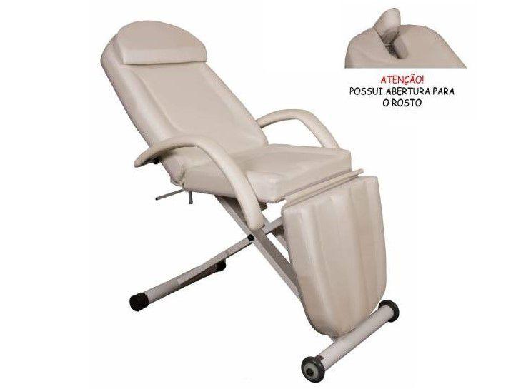 Maca Mecanica Confort CEKR-61 Altura, Perna e Encosto Manual