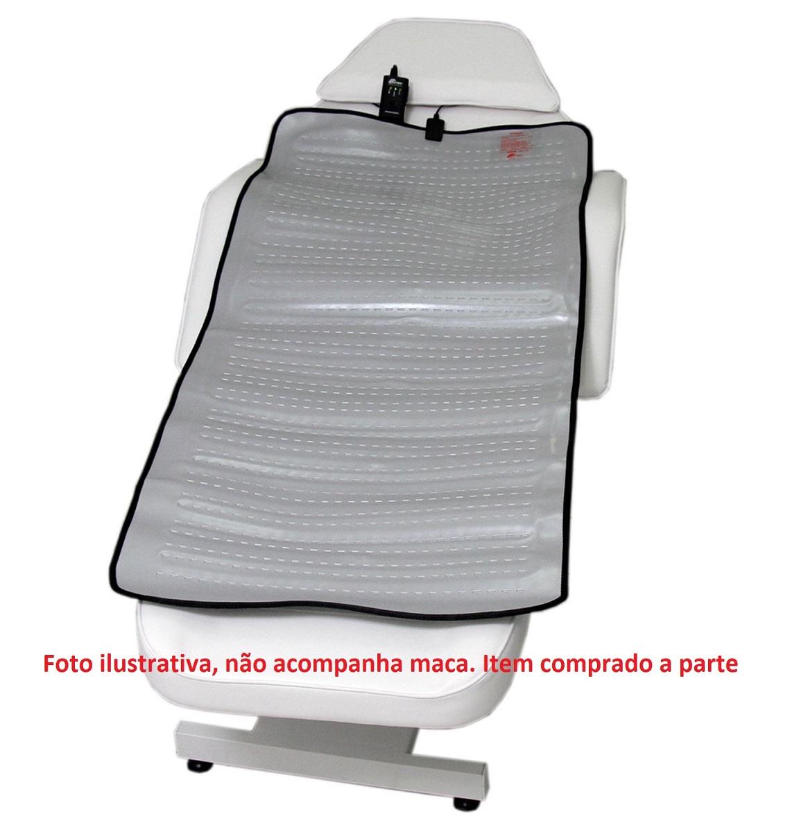 Manta Termica Prensada 68x145cm Prata