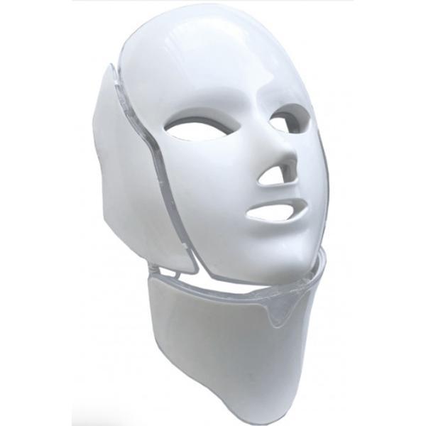 Mascara de LED Facial com Pescoco 30000mW Fluence MAXX HTM Cod 7485