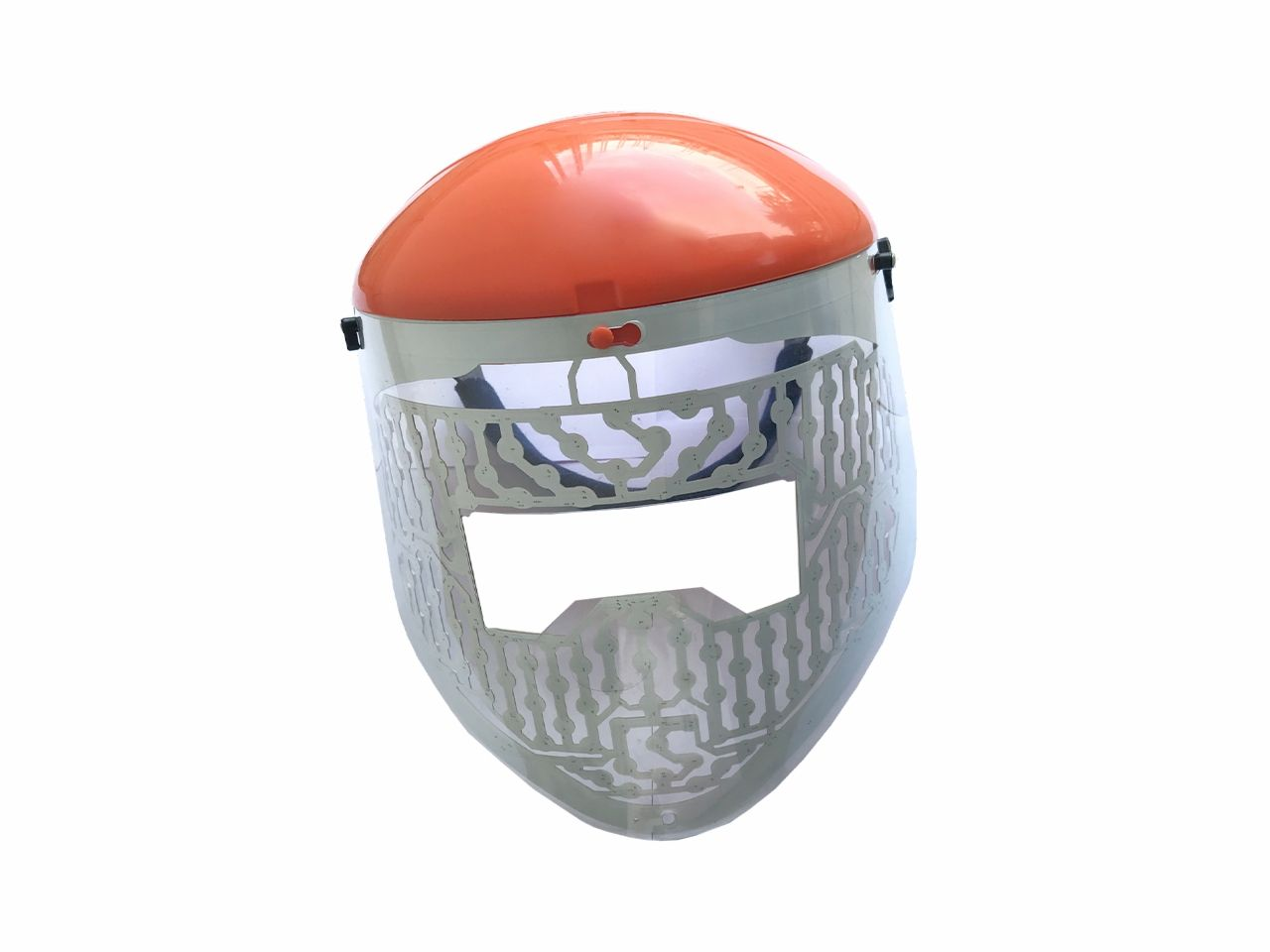 Mascara de LED Facial Soldador 8000mW Fluence MAXX HTM Cod 7486