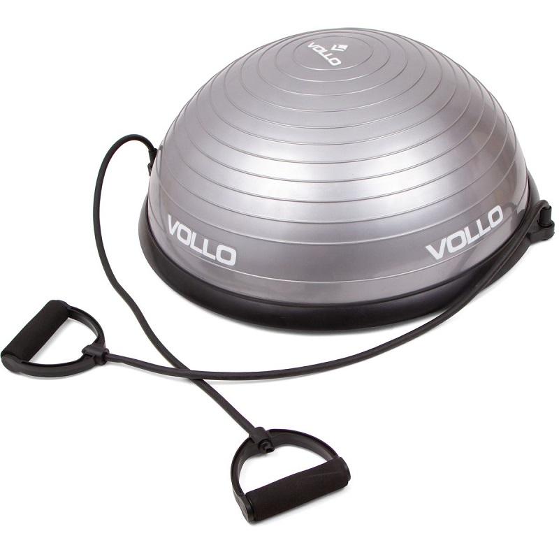 Meia Bola Bosu Balance Dome com 62cm para Treinamento Funcional