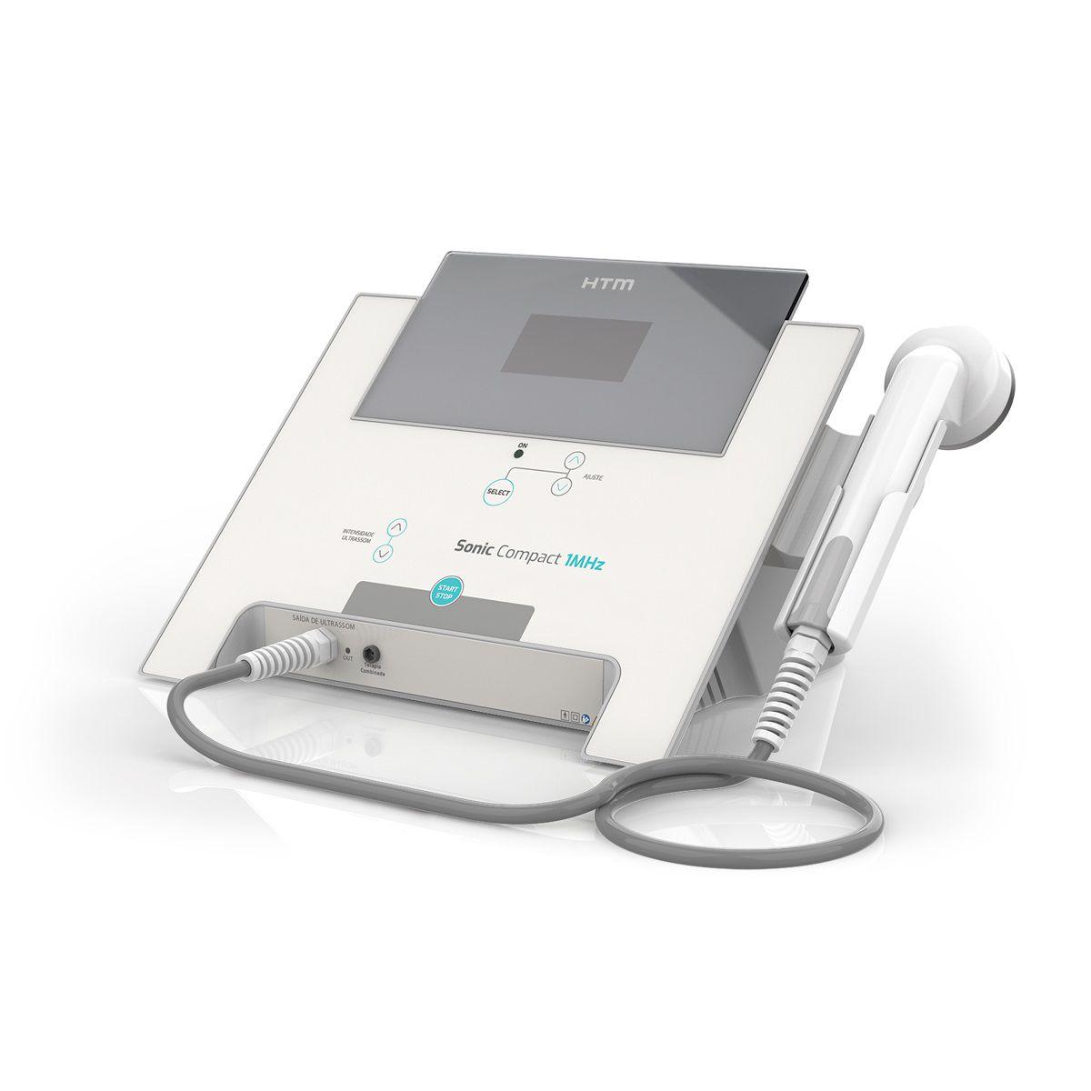 NOVO Sonic Compact 1 MHz aparelho de Ultrassom HTM