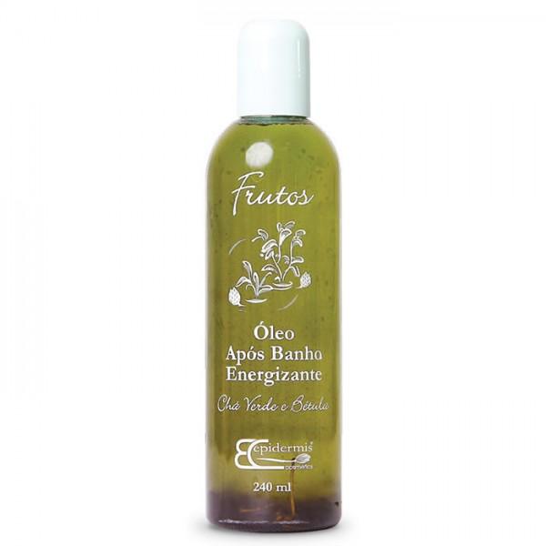 Oleo Energizante de Cha verde e Betula 240 ml Epidermis