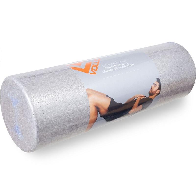 Rolo de Massagem e Liberacao Miofascial 45x15cm