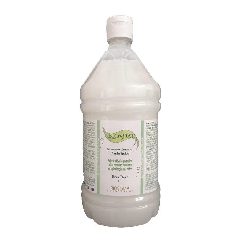 Sabonete Anti-Septico Erva Doce 1 Litro