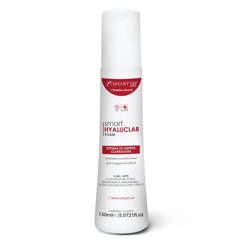 Smart Hyaluclar Foam Espuma de Limpeza 150 ml Smart GR