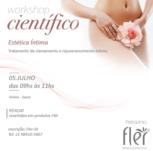 Workshop Cientifico Estetica Intima Online 05/07
