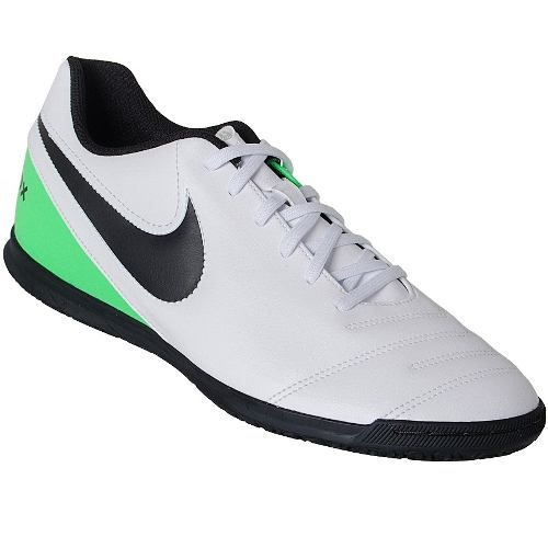 Tenis Futsal Nike Tiempo X Rio 3 Adulto Branco - SPORT CENTER JARAGUÁ e37b97caacf28