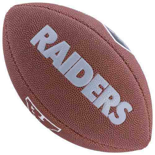 f1d75eecf4 Bola Futebol Americano Wilson Oakland Raiders - SPORT CENTER JARAGUÁ