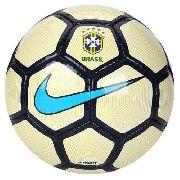 107c505dd8 Bola Nike Society Brasil Cbf 2017 Costurada