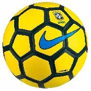 bbdc8afd2f Bola Futsal Nike Cbf Menor Costurada Amarela