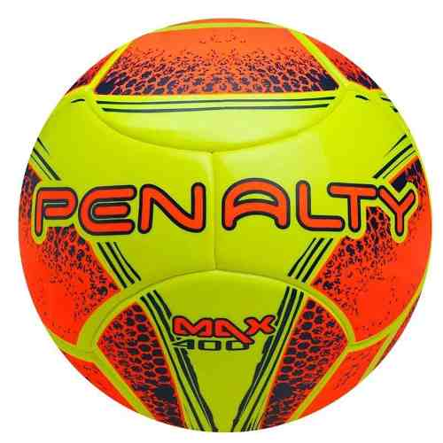 Bola Futsal Penalty Max 400 Pu Termotec - SPORT CENTER JARAGUÁ 0125a09059d20