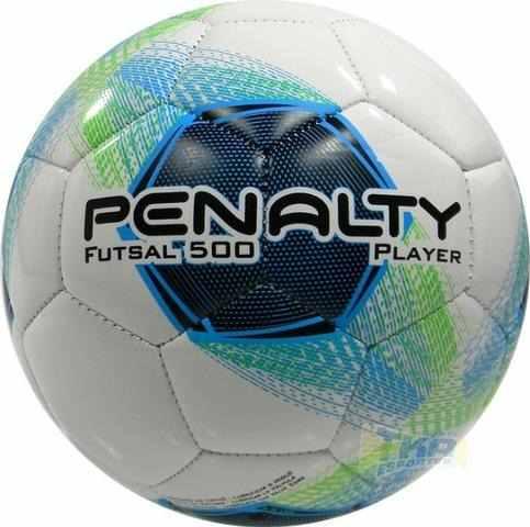 Bola Futsal Penalty Player Costurada - SPORT CENTER JARAGUÁ 5d253d73fb6fa
