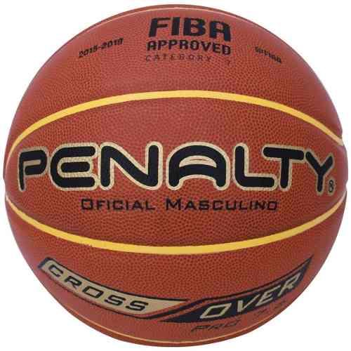 f06f10ca90 Bola Basquete Penalty 7.6 Crossover 8 Oficial - SPORT CENTER JARAGUÁ