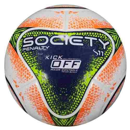 1c27fdf28e Bola Society Penalty S11 R1 8 Kick Off Pu - SPORT CENTER JARAGUÁ