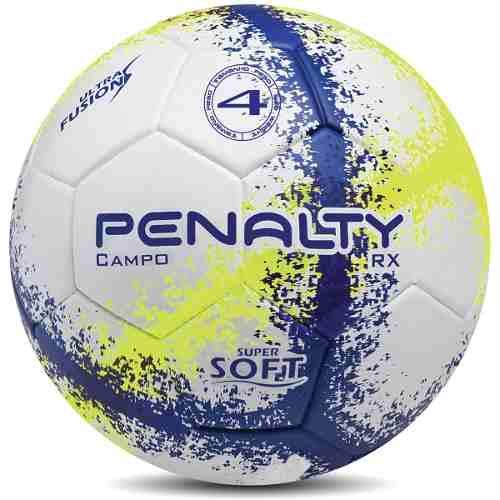 Bola Campo Penalty Rx R3 Nº4 Infantil Oficial - SPORT CENTER JARAGUÁ 2f93a682c422c